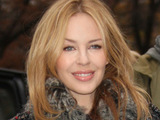 Kylie Minogue at the 84th Macy's Thanksgiving Day Parade in New York