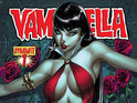 Dynamite Entertainment teases the return of classic comic book character Vampirella.