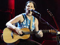 Australian singer Kasey Chambers wins the International Songwriting Competition.