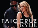Radio 1 playlist an alternative version of Kylie Minogue's Taio Cruz duet.