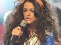 X Factor's Matt Cardle and Cher Lloyd reportedly fall out over stylist Grace Woodward.