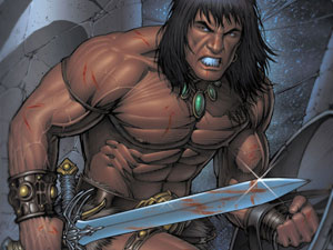 Conan: Road of Kings #1 Teaser from Dark Horse Comics