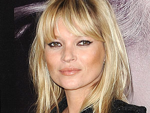 Kate Moss launches her new fragrance &#39;Vintage Muse&#39; at Boots, Oxford Street