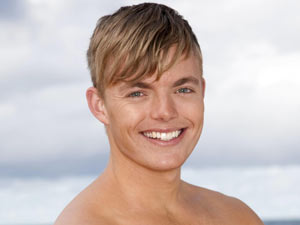 Xavier Austin from 'Home and Away'