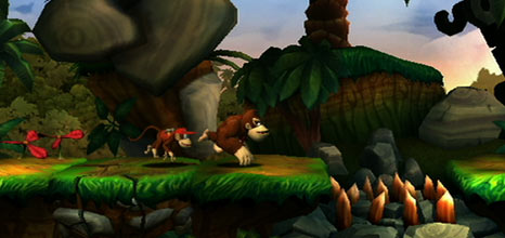 Gaming Review: Donkey Kong Country Returns