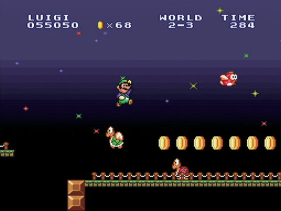 Super Mario Bros. Lost Levels