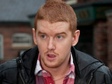 Gary Windass feels guilty about not helping out at the scene of the crash.