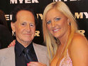 Geoffrey Edelsten wants a role in his first film Dust and Glory.