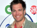 "Michael Weatherly jokes that his wife and daughter are like ""war and peace""."