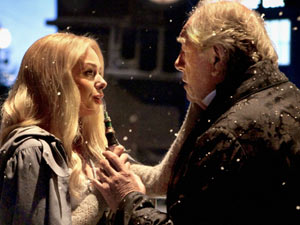 Doctor Who: A Christmas Carol - Abigail and Kazran