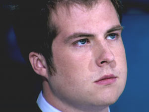Stuart Baggs on The Apprentice