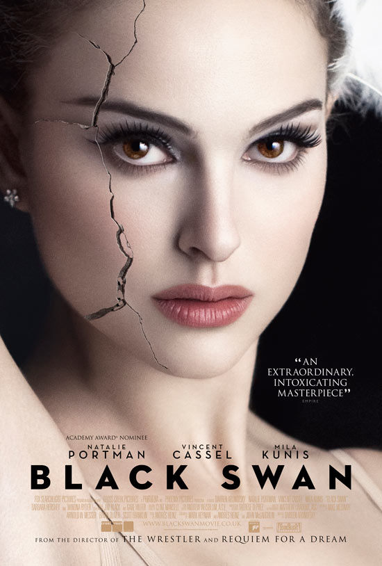 Black Swan international poster
