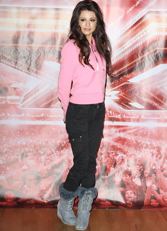 cher lloyd 2011 march. Cher Lloyd it seems!