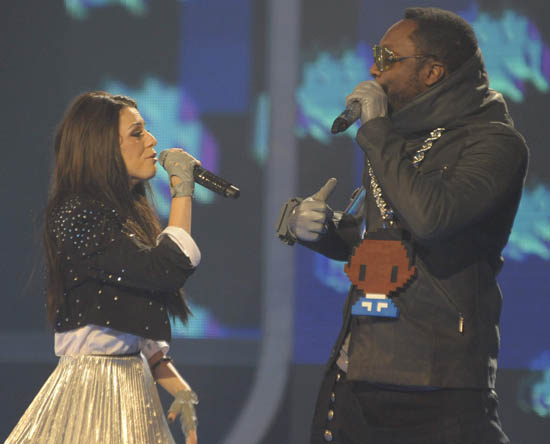 X Factor Week 10: Cher Lloyd and Will.i.am