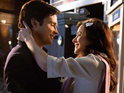 "The producers of Smallville reveal that ""a big moment"" is coming up for Clark and Lois."