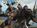 A free update for Infinity Blade adds new items and armour, an enemy type and increases the level cap.