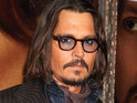 Johnny Depp is named America's favorite actor, according to a new poll.