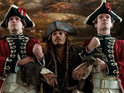 Terry Rossio is hired to write the fifth Pirates Of The Caribbean movie.