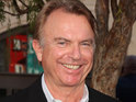 "Sam Neill suggests that his Alcatraz character Hauser is ""lethal""."