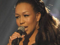Rebecca Ferguson reveals that she would like to duet with Whitney Houston and Kings of Leon.