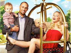 Hank Baskett and Kendra Wilkinson from 'Kendra'