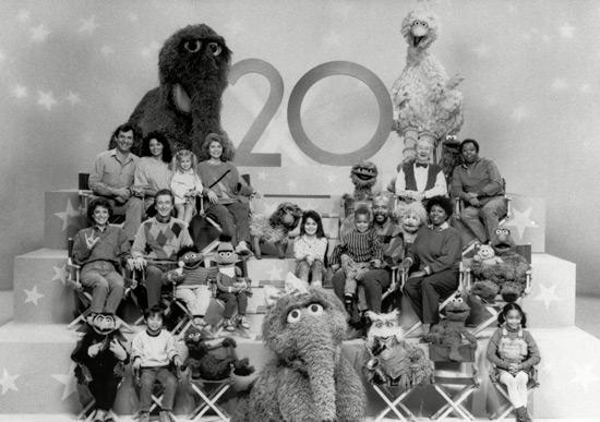 Bob with Bert & Ernie