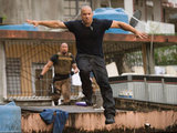 A still from the movie &#39;Fast Five&#39; (Vin Diesel)