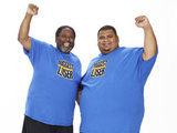 Jesse and Art from The Biggest Loser, season 11