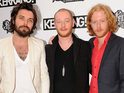 Biffy Clyro believe that X Factor is an entertainment show and don't have any problem with it.