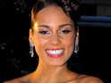 Alicia Keys says she is very excited to be composing songs for a musical.