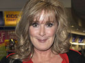 Beverley Callard admits that she smokes more when filming Coronation Street.