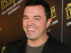 Seth MacFarlane at the 'Family Guy: It's a Trap' DVD Launch Party