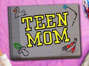 Teen Mom title logo