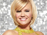 Kerry Katona on Dancing on Ice
