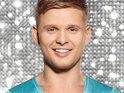 Jeff Brazier says that the celebrities on Dancing On Ice show Torvill and Dean a lot of respect.