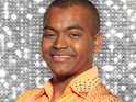 Johnson Beharry just misses out on a place in the Dancing On Ice final.