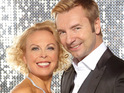 Nicky Slater admits that there was always tension between he and Christopher Dean on Dancing On Ice.