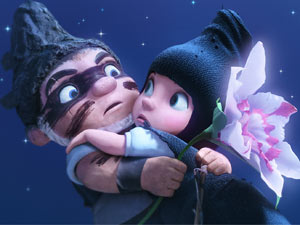 Still from Gnomeo & Juliet