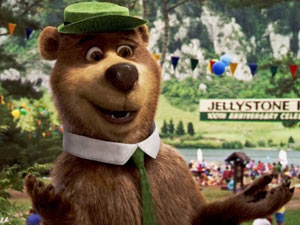 Still from Yogi Bear