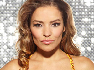 Elen Rivas on Dancing on Ice