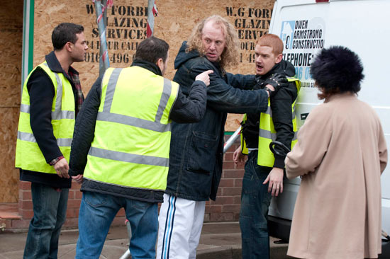 Gary Windass attacks Owen Armstrong
