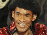 Bobby Farrell from Boney M