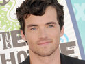 Ian Harding says he thrives on the danger of clearing up someone else's mistake.