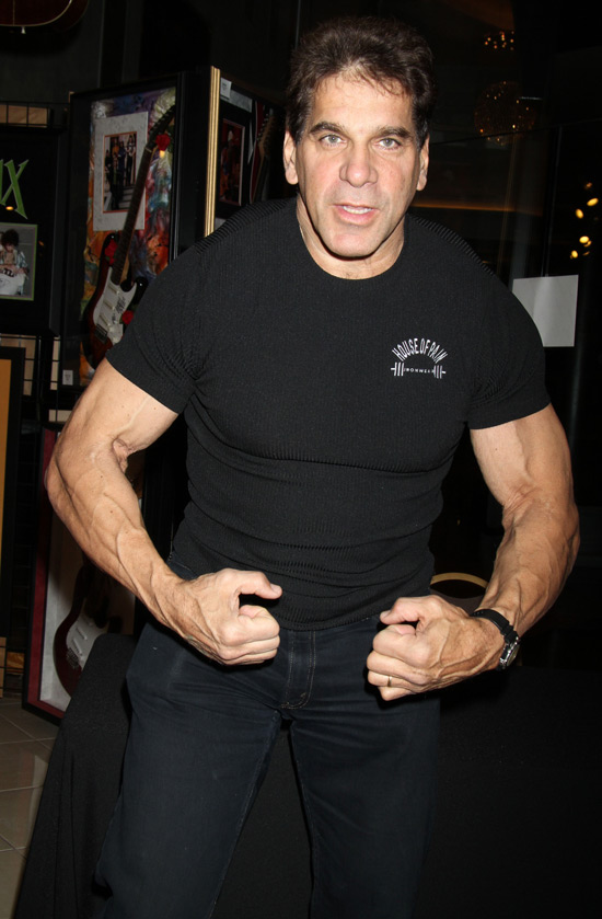 Lou Ferrigno - Photos