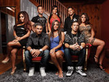 The cast of Jersey Shore season 3