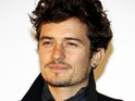 Orlando Bloom says that he is enjoying taking on the role of being a father to his new son, Flynn.