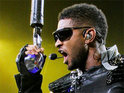 Usher and Slash are expected to join the Black Eyed Peas during Sunday's Super Bowl halftime show.