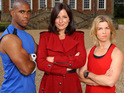 Click here for pictures of Davina McCall, the trainers and the contestants' house on Biggest Loser.