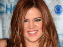 Khloe Kardashian says that it's up to God if she becomes pregnant.