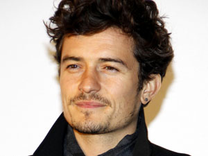 Orlando Bloom - The heartthrob actor turns 34 on Thursday